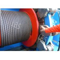 Buy cheap professional Split lebus drum / Wire Rope Drum with spiral grooving product