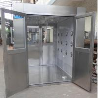 Buy cheap Class 1000 Clean Room Air Shower Tunnel 380V / 50HZ , 4 Person Clean Room Equipment product