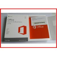 Buy cheap Microsoft Office 2016 Professional Retail For Mac – Home And Business Office 2016 HB product