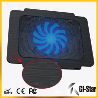 Buy cheap Hot sell and good price laptop cooling pad with single fan product