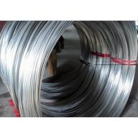 Buy cheap Hot Rolled / Cold Rolled Stainless Steel Tie Wire product
