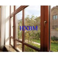 China Energy Saving Aluminum Clad Wood Windows Anti - Shaping With German Hardware on sale