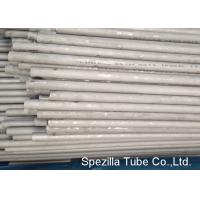 Buy cheap Heat Exchanger Cold Drawn SMLS Stainless Steel Tubing for boiler ASME SA213 product