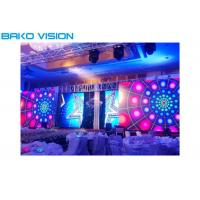Buy cheap Full Color Indoor Rental LED Display Panel 16 Bit High Definition 65536 Pixels / M² product