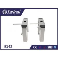 Buy cheap Dual Core Tripod Waist Height Turnstile Entry Systems Rainproof Bridge Type product