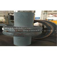Buy cheap AISI 4340 34CrNiMo6 40NCD3 SNCM439 Gear forged steel shaft  Q+T Heat Treatment  Rough Turned product