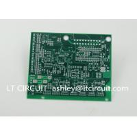 Buy cheap Impedance Control Printed Circuit Board PCB Lead Free HASL Green Solder Mask product