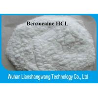 China 99% CAS 23239-88-5 Local Anesthetic Drugs Benzocaine Hydrochloride wholesale