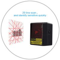 Buy cheap Laser Lines Barcode Scanner Module Omnidirectional Scanning Cubic Design product