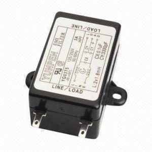 Buy cheap Filtros emi Con la subida YG01T5 de la temperatura máxima 30°C product