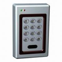 Quality Anti-vandal Mifare Reader with Keypad, TCP/IP, RS232, RS485, Three-pass Mutual Authentication for sale