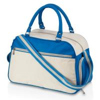 Buy cheap Ladies Custom Duffle Bags with Side Pocket Water Resistant Eco - Friendly product