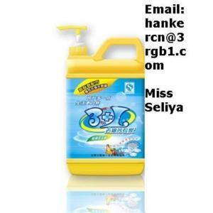 Detergente líquido