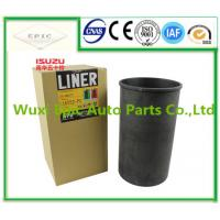 Buy cheap ISUZU 6WG1 J05E J08E 6BD1 Diesel Engine Cylinder Liner 1X 3MM 8MM L16552PC from wholesalers