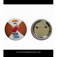 Buy cheap OEM different size Tin badge Button Badge round shape square shape pin badge product