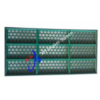 China Brandt King Cobra Steel Frame Shaker Screen With Stainless Steel Colth For Desander on sale