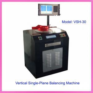 Buy cheap Vertical Hard Bearing Dynamic Balance Machine|Double-plane balance equipment|Balancing Machines product