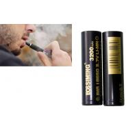 Buy cheap 18650 3200mAh 3.7V Electronic Cigarette battery, discharge current 45A High rate battery product