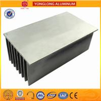 Buy cheap Industrial Aluminum Heatsink Extrusion Environment Protected product