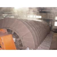 Buy cheap Ceramic Disc Vacuum Dehydrator High Filtration Precision For Sludge Dewatering product