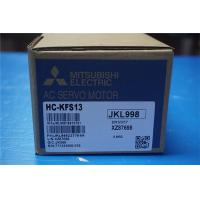 Buy cheap 100W Mitsubishi AC Industrial Servo Motor HC-MFS13 / HC-KFS13 Japan Motor product