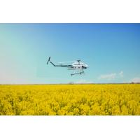Buy cheap Low Cost Crop Spraying Drones Gasoline Powered System Helicopter UAV Farming product