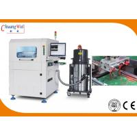 Buy cheap 0.5mm Cutting Precision Automatic Tool Change PCB Depaneling PCB Router from wholesalers