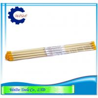 Buy cheap EDM Brass Tube EDM Electrode Pipe For EDM Drilling Machines 1.0x400mmL product