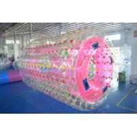 China Inflatable Water Roller, Walk On Water Ball For Water Park Or Pool on sale