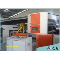 Buy cheap Nonwoven Web Vertical Lapping Machine Fiber Padding Production Use product