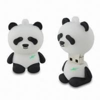 Buy cheap Memory Sticks, OEM Orders are Welcome, with Panda Shape and Keyring product