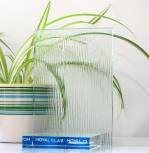 Buy cheap Wood Pattern Glass product