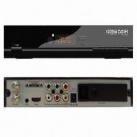 Buy cheap ISDB-T + DVB-S2 Combo Receiver product