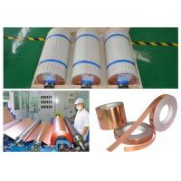 Buy cheap ISO ED Copper Foil PTC Resistance More Than 220 MPa Tensile Strength product