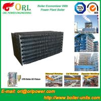 Buy cheap Power Plant CFB Boiler Economizer Tubes / Economizer Heat Exchanger product