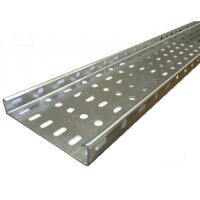 Buy cheap Aluminium / FRP Building Cable Tray With Powder Coated Customized Colors product