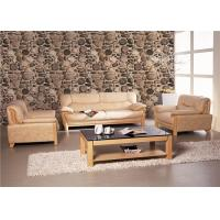 Buy cheap PVC Stone Rustic Vinyl coated Paper Living Room Wallpaper Sound Absorbing product