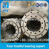 Buy cheap Four Point Contact Slewing Ring Bearing High Precision Level Nongeared VU140179 product