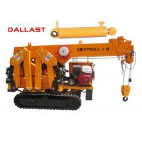 Buy cheap Heavy Duty Welded Double Acting Hydraulic Cylinder For Forklift / Crane / Dozer product