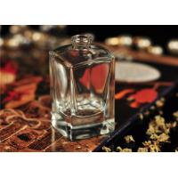 Buy cheap Travel Square Glass Perfume Bottles Antique With Personal Care product