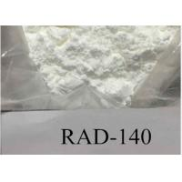 Buy cheap White Sarms Raw Powder Rad 140 Fat Loss CAS 31182367-47-0 Without Side Effects product