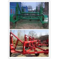 Buy cheap cable trailer,cable drum table,cable drum carriage product