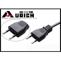 Buy cheap 2 PinIMQ Approval Italy Power Cord For Salt Lamp16A 250V With Copper Conductor product