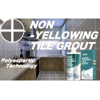 Buy cheap Two Component Bathroom Tile Grout Sealer , Polyaspartic Heat Resistant Grout For Fireplace product