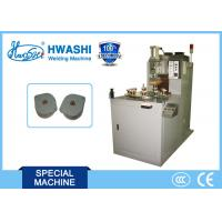 Buy cheap AC Pulse/ Medium Frequency Automatic Spot Welding Machine For Commutator product