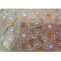 Buy cheap Beautiful Upholstery Dress Sofa Polyester Embroidered Fabric product