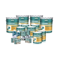 Buy cheap CE Transparent Polyaspartic Floor Coating 5L 10L 20L Package product