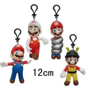 Quality Super Mario anime figure,anime key chains for sale