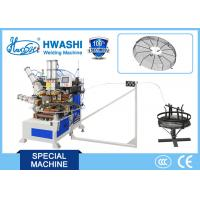 Buy cheap Spiral Wire Looping Automatic Welding Machine For Industrial Fan Guard Mesh product