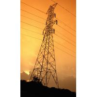 Buy cheap Light Weight Steel Building Structures For Electrical Transmission and Transfer Tower product